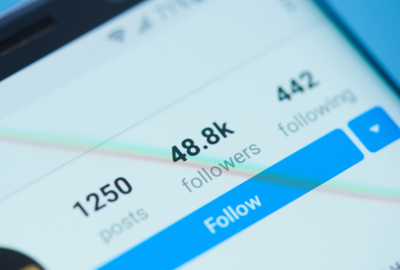 How can you increase the number of followers on your Instagram account?