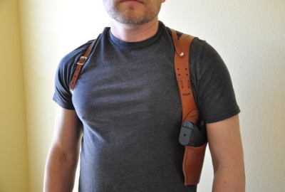What's The Deal With A Shoulder Holster?